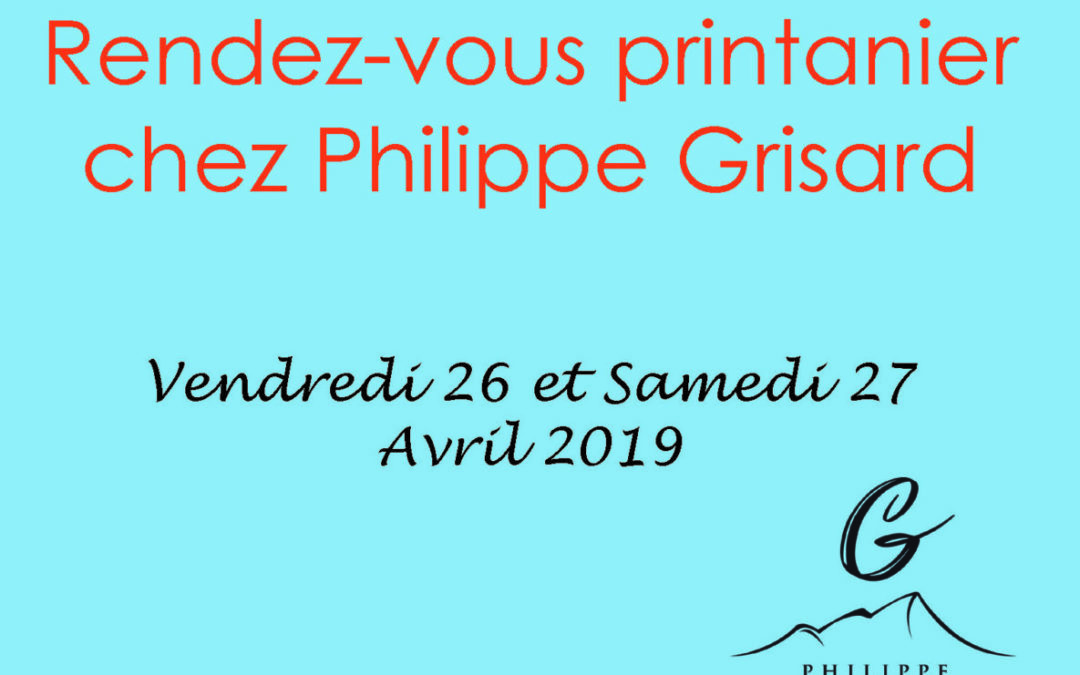 Oenology and Music at Philippe Grisard